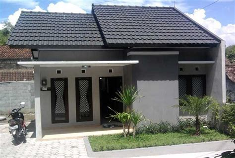 gambar desain atap rumah 1 lantai ツ model atap rumah minimalis terbaik bahan baja ringan