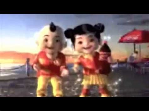 a new year television ad features a in a parade coca cola new year tv ad eng sub collectivism