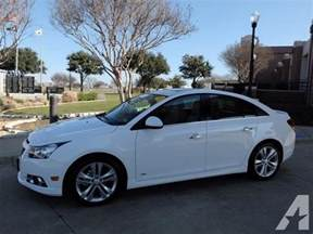 2014 Chevrolet Cruze Ltz 2014 Chevrolet Cruze Ltz For Sale In Waxahachie