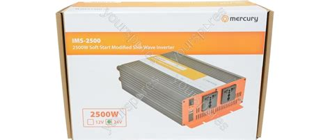 Inverator Slowstart Softstart 2500w soft start modified sine wave inverters 24vdc 2500w