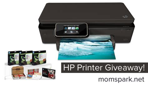 Hp Giveaway - big hp printer giveaway mom spark a trendy blog for moms mom blogger