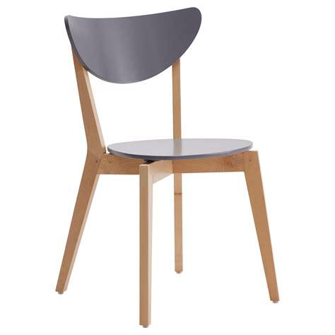 chaise en bois brut ikea chaise id 233 es de d 233 coration de