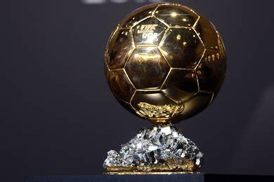 d or ballon d or football et la fifa se s 233 parent de