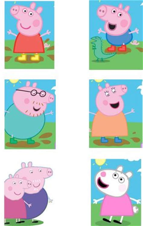 printable peppa pig party decorations 44 best images about imagenes peppa pig on pinterest