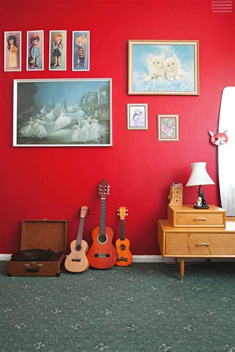 vintage retro wonderland  australia retro bedrooms