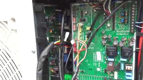 Ac Lg Multi V multi v mini lg turning outdoor unit of lg air