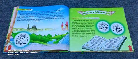 Buku Anak Rakyat Seri Nabi buku kisah nabi dan rasul lengkap 25 nabi untuk anak