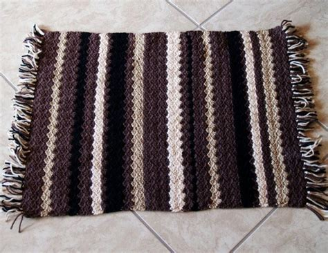 free rug patterns free crocheted rug patterns easy crochet patterns
