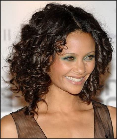 hairstyles for medium length hair curly haircuts for medium length curly hair