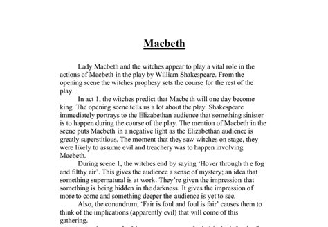 theme of ambition in lord of the flies macbeth downfall essay essay on ambition macbeth essay on