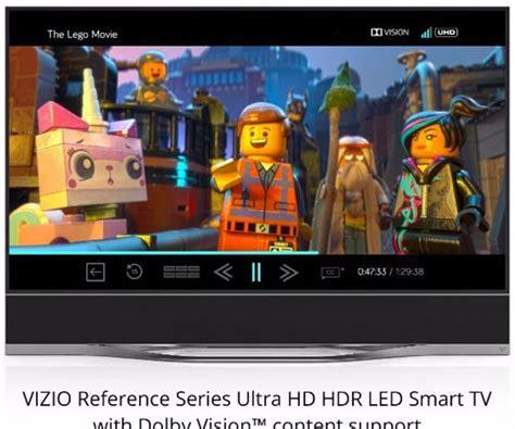 vizio tv reset vudu vizio debuts 120 inch dolby vision 4k tv for 130k