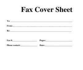 fax cover sheet template free microsoft word cover