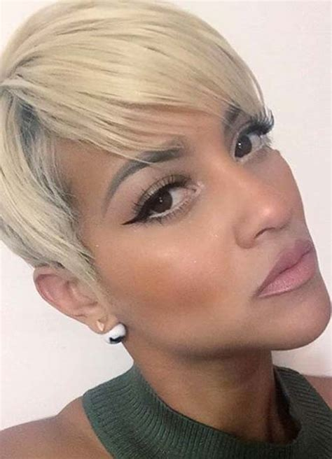 35 go to short hairstyles for fine hair 2017 trends 55 short hairstyles for women with thin hair fashionisers