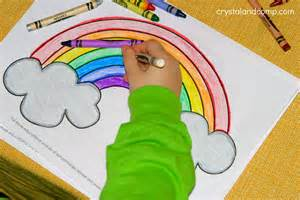 color kid kid color pages for st s day