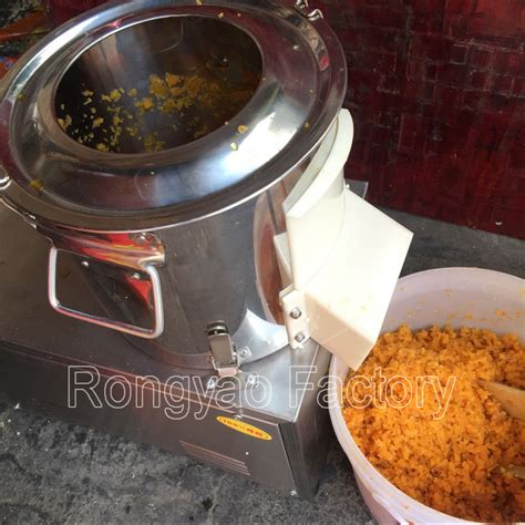 electric multifunction vegetable cutting machine