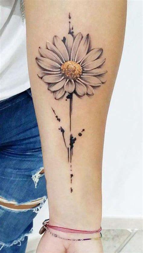 margarita flower tattoo designs 30 delicate flower ideas tattoos tattoos