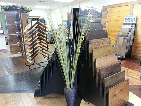 monterey display at the wood floor store in tulsa hallmark floors