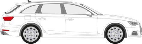 Audi A4 Avant Modellwechsel by Dachtr 228 Ger Audi A4 Avant 8w5 B9 Rameder