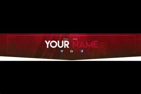 create  professional youtube banner design maker