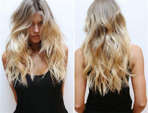 frisuren fuer blonde haare die top stylings fuer den alltag