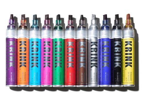 krink   graffiti marker review graff kit