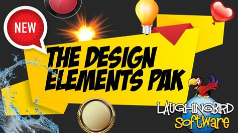design elements youtube laughingbird softwares design elements youtube
