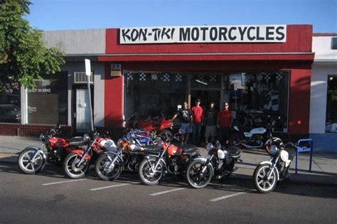 Motorcycle Dealers In San Diego by Kontiki Motorcycles Motorcycle Dealers Pacific Beach