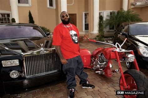 Mtv Cribs Rick Ross by Superclean 06 015 Rolls Royce Phantom Ghost Wrath 4d
