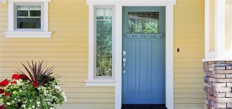 6 Feng Shui Tips To Invite Great Energy Into Your Home Yellow Front Door Feng Shui