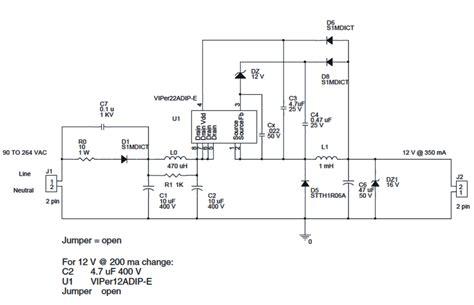 power led driver circuit diagram voltage converter circuit diagram voltage free engine