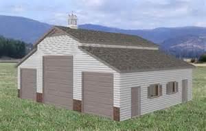 rv barn plans 36 x 46 rv garage barn floor plans blueprints
