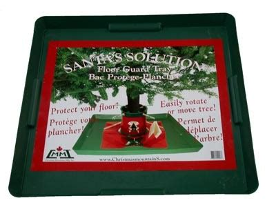 floor protecting tray for christmas tree stands tst02
