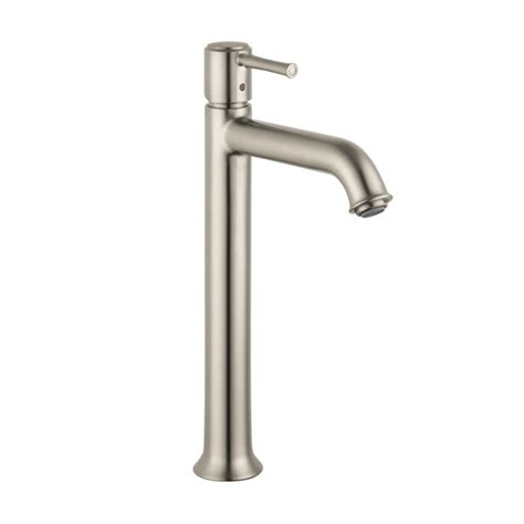 hansgrohe talis kitchen faucet hansgrohe 14116001 talis c single hole faucet tall