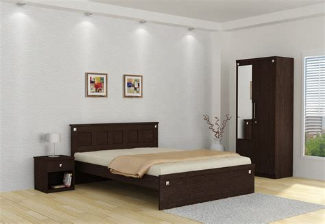 Pyramid Bedroom Set | pyramid queen bed set bed without storage bed side 2d