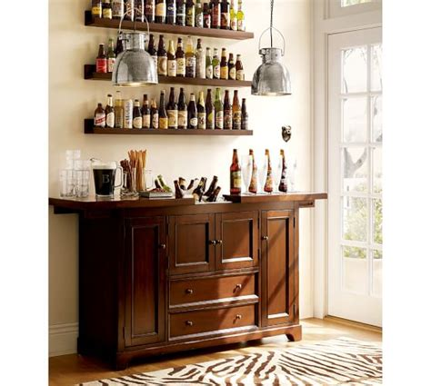 pottery barn wine cabinet torrens bar cabinet pottery barn