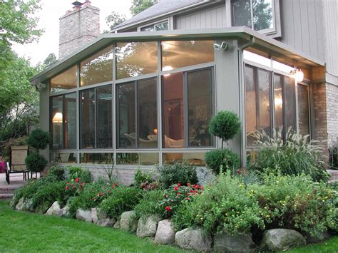 Win A Backyard Makeover Sunrooms Photo Gallery