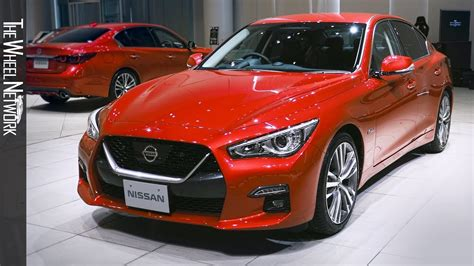 2020 Infiniti Q50 Interior by 2020 Nissan Skyline Exterior Interior Japanese Spec