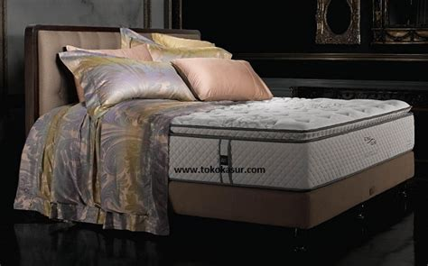 Kasur King Koil Nomor 2 king koil world endorsed 35 cm medium firm toko kasur bed murah simpati furniture