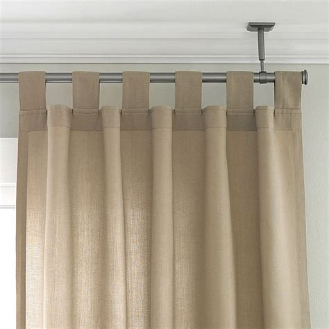 Studio ceiling mount curtain rod set beautiful home pinterest