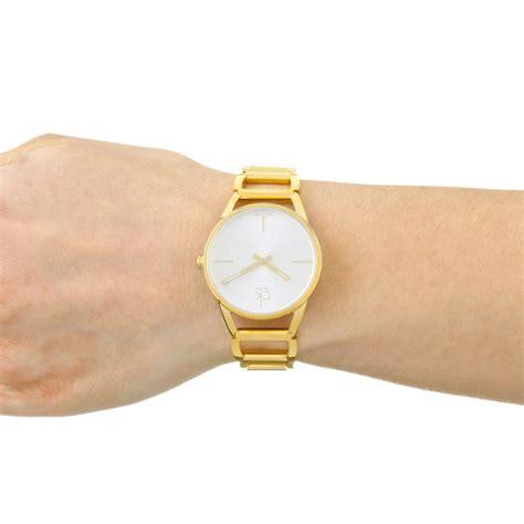 Calvin Klein K3g23526 calvin klein stately k3g23526 watchshop com
