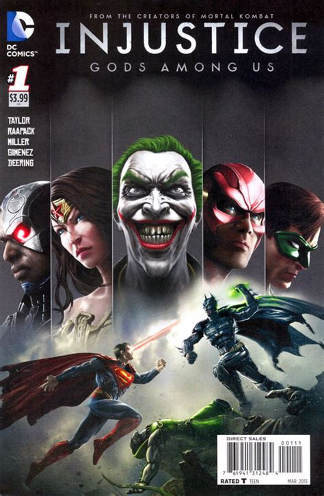 injustice books injustice gods among us prequel comic books mortal
