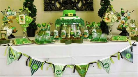 st patrick s day home decorations st patrick s day party ideas diy projects craft ideas