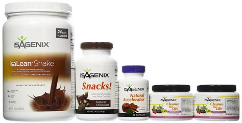 Detox Systems From Thrive by Isagenix Vs Thrive Puresafediet