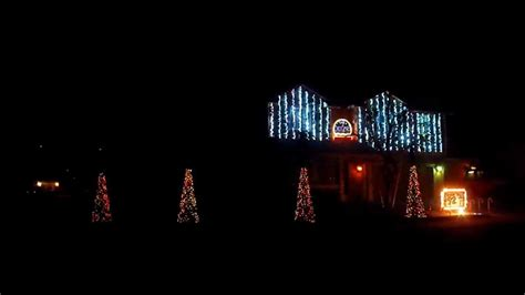 cadger dubstep christmas lights house 2012 full show