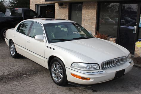 used 2003 buick park avenue ultra for sale georgetown auto
