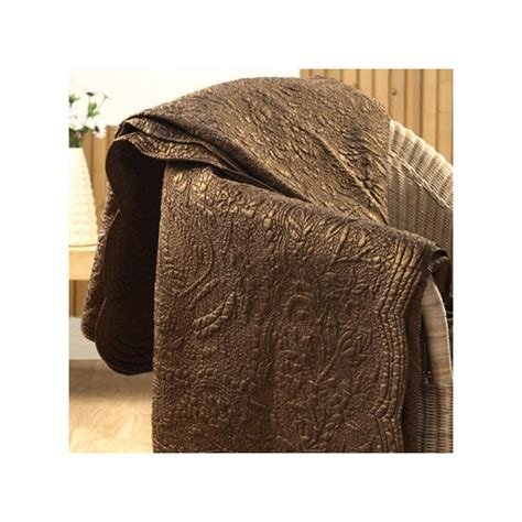 bronze coverlet coverlet color