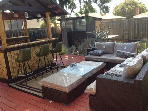 backyard tiki bar ideas my backyard tiki bar and deck tiki bar patio ideas