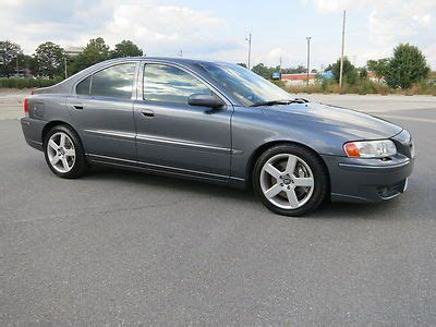 buy   volvo   awd sedan  ori leather fully loaded relisted reserve lowered