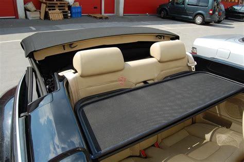 volkswagen  beetle wind deflector black   cabrio supply