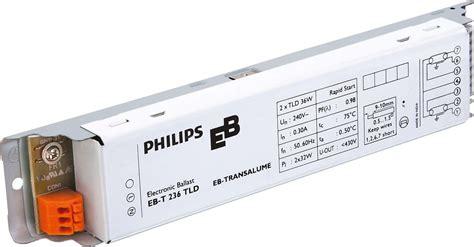 tl d fluorescent ls ebt 236 tld eb t electronic ballasts for tl d ls india